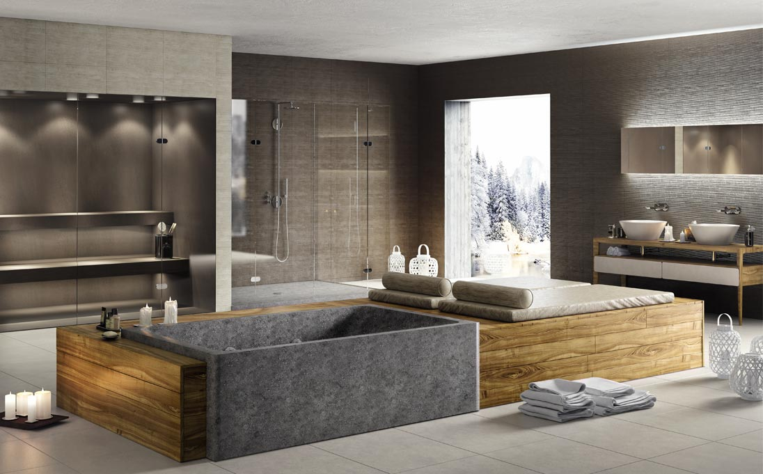 Neutra Design Private Spa Cortina Neutra Design