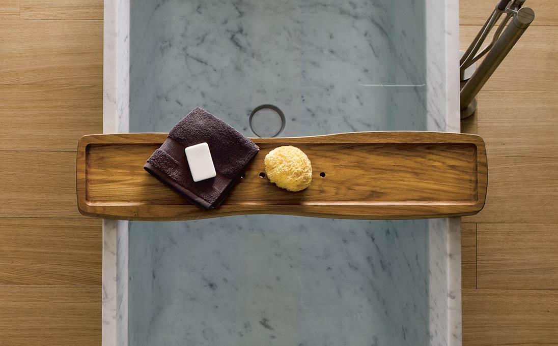 Neutra Design | Bridge bathtub tray - Neutra Design