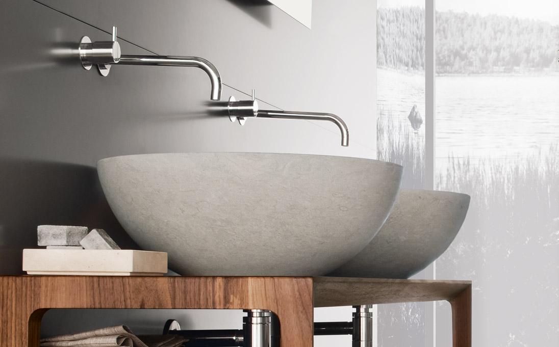 Neutra Waschbecken neutra design egg washbasin neutra design