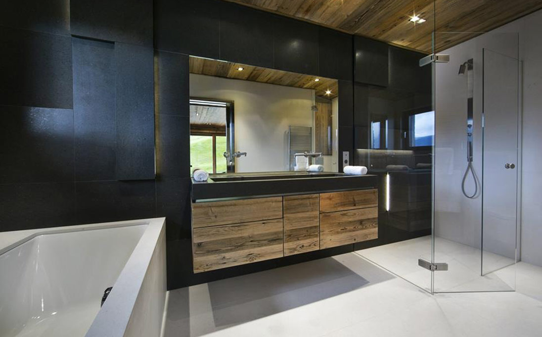 neutra design chalet privato meg ve neutra design. Black Bedroom Furniture Sets. Home Design Ideas