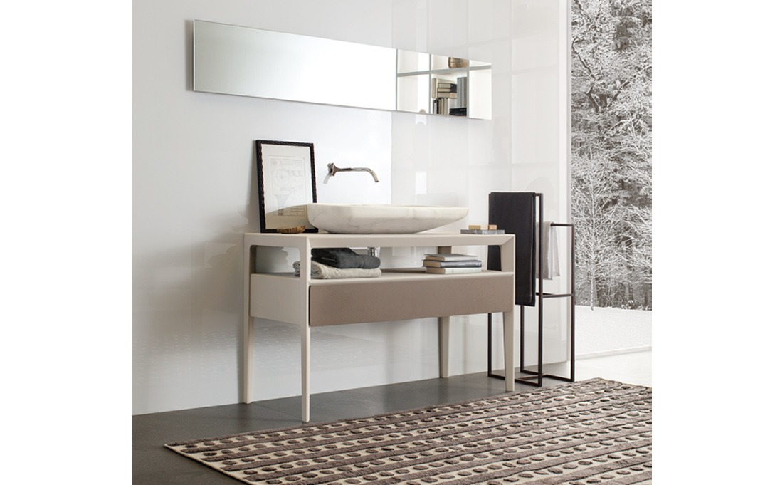 Neutra design neos furniture consolle neutra design - Consolle bagno ikea ...
