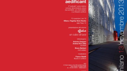Aedificant
