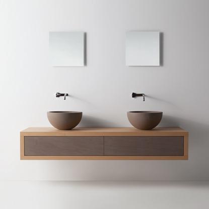 Moody - Mobile a muro bagno - Neutra Design
