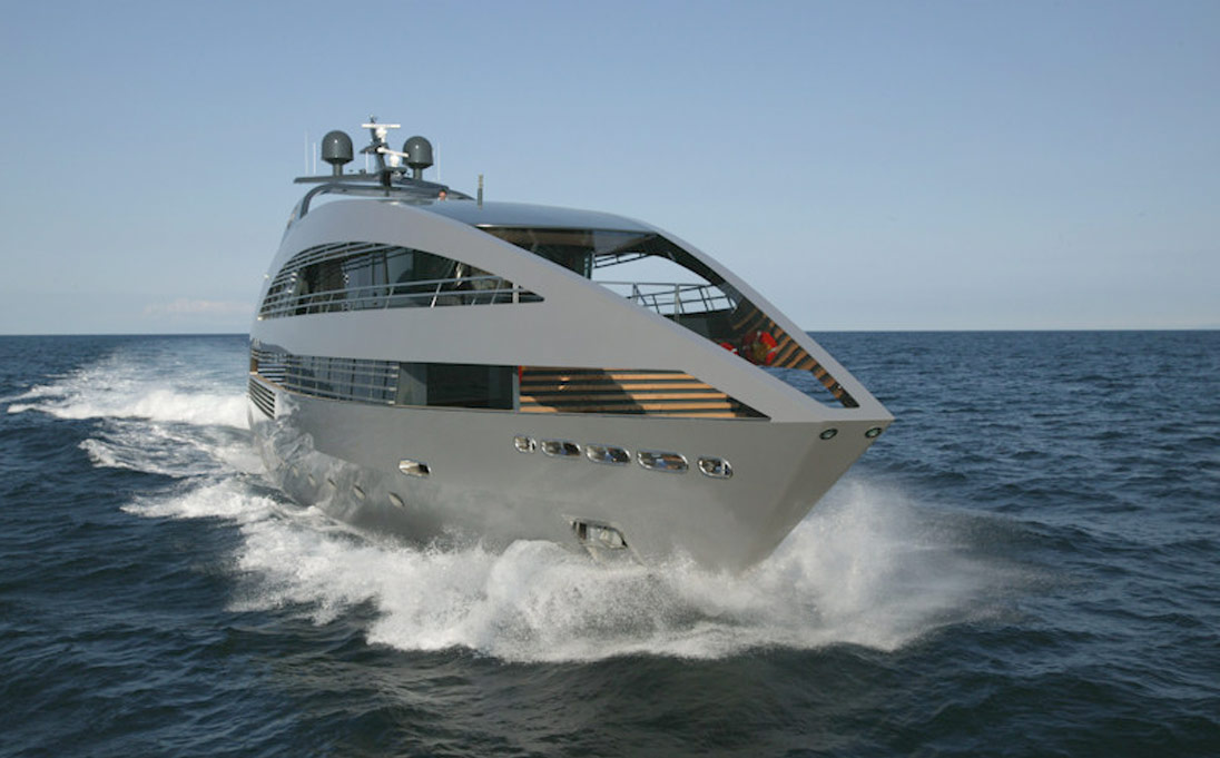 Ocean Emerald Boat