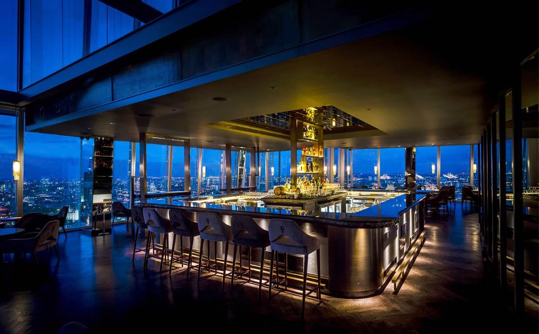 Shangri-La Hotel - London