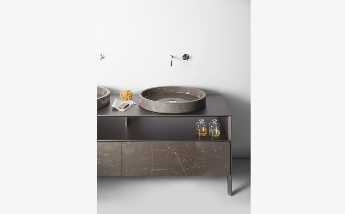 Lavabo Air Royal Brown