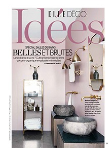 Elle Decor January 2017