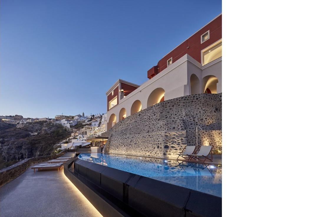 Santorini Neutra project